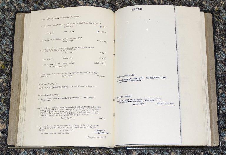 Guardbook example