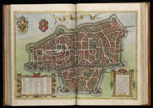 Civitates Orbis Terrarum Augsburg