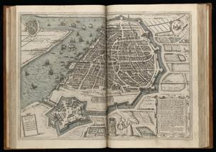 Civitates Orbis Terrarum Antwerp