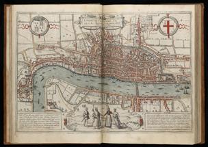Civitates Orbis Terrarum London