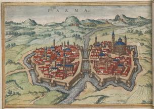Civitates Orbis Terrarum Parma