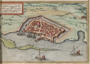 Civitates Orbis Terrarum Famagusta